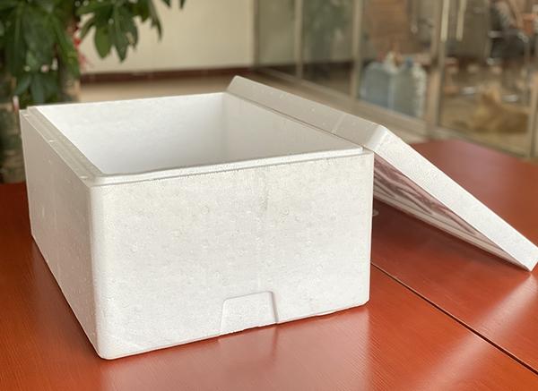 果蔬泡沫箱